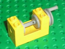 Treuil LEGO yellow winch ref 73037 / set 4552 744 7814 6352 375 6361 6075 165...