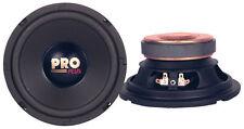 """Pyramid W64 Woofer 6.5"""" Mid Bass Pro Plus 200 Watts"""