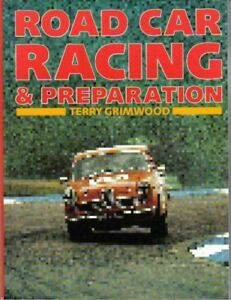 Road Car Racing & Preparation including Autocross Autotests Drag Hillclimb Kit