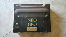 Console NEO GEO AES + CD (difettata) [SNK CIB controller - set]