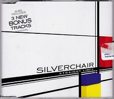 Silverchair - Straight Lines **2007 Australian 4 Track CD Single**MINT Disc