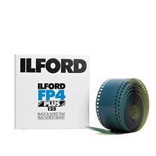 Ilford FP4 FP 4 Plus 125 35mm LE FILM miniature au mètre 17M