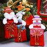 Fj- Natale Ornamento da Appendere Babbo Alce Pupazzo di Neve Orso Albero Festa
