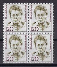 BRD 1987 postfrisch 4er Block MiNr. 1338  Elisabeth Selbert