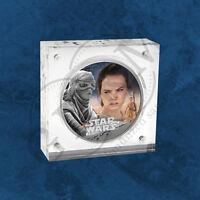 Niue - Star Wars - Rey - 2$ 2015 PP - Silber
