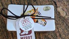 Horse Big Sky Carvers Soap Dish Rare Western Soap Set Boot Barn BB Ranch New NWT