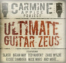 CARMINE APPICE PROJECT, ULTIMATE GUITAR PROJECT, 14 TRACK CD FROM 2006, (MINT)