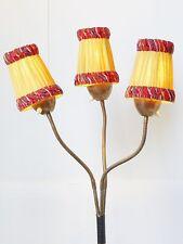 LAMPADAIRE TRIPLE A FLEXIBLE VINTAGE 50's ROCKABILLY 50S FLOOR LAMP GUARICHE