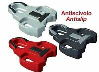 Roto Grip Anti Slip Look Keo Compatible Pedal Cleats Gray / Red / Black