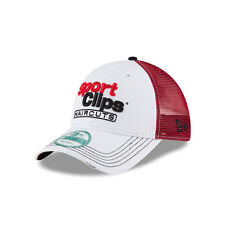 Denny Hamlin 2016 NEW ERA #11 Sport Clips Darlington Throwback Hat FREE SHIP!