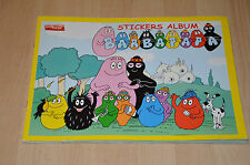 ALbum à vignettes Barbapapa Stickers - edibas