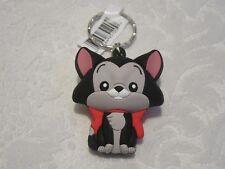 Loose Monogram Figural Disney Series 11 Figaro Year of the Dog Keyring Key Chain