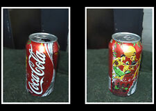 COLLECTABLE OLD AUSTRALIAN CAN, COKE COCA COLA SUMMER BEACH DESIGN