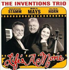 Inventions Trio & Bill Mays : Lifes a Movie CD