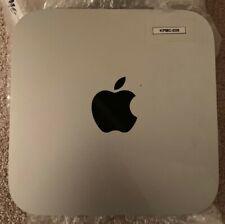 2014 Apple Mac Mini 8GB RAM, 1.4Ghz i5 CPU, 500GB HDD OSX10.13.5