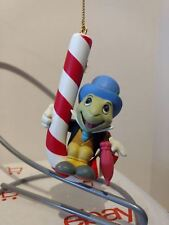 Disney Grolier Ornament - Jiminey Cricket - Pinocchio