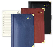 2018 Diary A4/A5/A6 Day to Page or Week to View Desk Diary Premium Padded