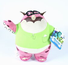 "Monsters University 8"" DON CARLTON plush soft toy inc Oozma Kappa - NEW!"