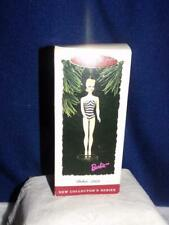 "1994 Hallmark ""Barbie Debut 1959"" Christmas Ornament 1st in Series Doll"