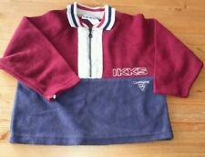 IKKS COMPAGNIE FLEECE TOP 3 YRS