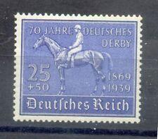 DR-3.Reich PFERDE 698 LUXUS**POSTFRISCH 80EUR (N0140
