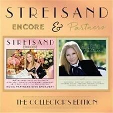Encore & Partners [Collector's Edition] by Barbra Streisand (CD, Mar-2017)