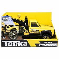 Tonka Steel Classics - Tow Truck