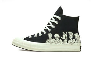 Converse x Scooby-Doo Chuck 70 High Top - UK MEN'S 9.5 - WOMEN'S 11.5