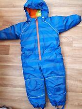 TCM Tchibo Kinder Schneeanzug Skianzug Schnee Overall Einteiler 86/92 neu