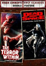 THE TERROR WITHIN + DEAD SPACE New Sealed DVD Roger Corman's Cult Classics