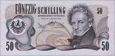 Austria/Austria 50 chelines 1970 (1972) 143 pick