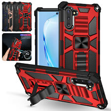 For Samsung M31 A21S A31 A21 A11 Shockproof Hybrid Armor Case Stand Rugged Cover