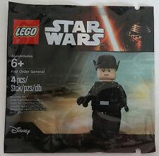 LEGO ® Star Wars ™ 5004406 first order generale PROMO PERSONAGGIO NUOVO & OVP disponibilità limitata