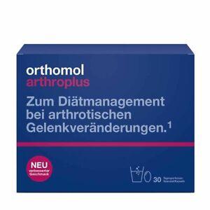 Orthomol arthroplus arthro plus Granulat, 30 Tagesportionen, PZN 8815227