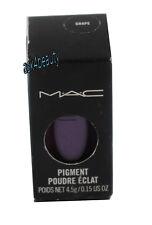 Mac Pigment 0.15oz/ 4.5g Shade (Grape) New In Box