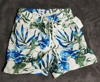Men's Old Navy Tropical Board Shorts Size M FREE SHIPPING!! NWT