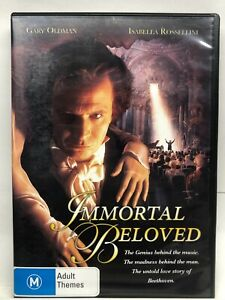 Immortal Beloved - DVD - AusPost with Tracking