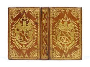 THEOPHRASTE / CASAUBON | Theophrasti Notationes morum | 1612 | Reliure aux armes