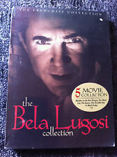BELA LUGOSI FRANCHISE COLLECTION - US Import - Region 1 - sealed -
