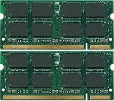 New 4GB KIT 2x2GB PC2-5300 DDR2-667 200pin Sodimm Memory For Apple iMac Mid 2007