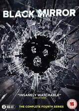 Black Mirror Series 4 [2x DVD] *NEU* Staffel Season 4 ENGLISCH