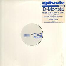 D-MONSTA - Got To Let You Know - Episode