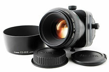 (#3469) Canon TS-E 90mm f2.8 Tilt Shift Lens TSE w/Hood Excellent++++ from Tokyo