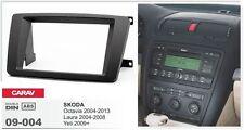CARAV 09-004 2-Din Kit de instalación de radio Marco SKODA Octavia Laura Yeti