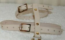 Cat harness  for Adult Cats  - Hand Crafted Leather - Adjustable