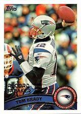 2011 Topps Tom Brady #204 Football Card