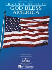 God Bless America Sheet Music Piano Vocal NEW Irving Berlin 000352415