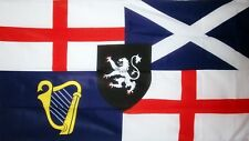 OLIVER CROMWELL FLAG 5X3 English Civil War HISTORICAL