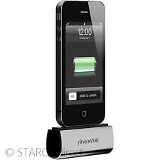 PhoneSuit Flex Micro 2.0 Battery for Apple® Products, iPhones & iPods, Charcoal