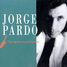 Las Cigarras Son Quiza Sordas - Pardo, Jorge  Audio CD Buy 3 Get 1 Free